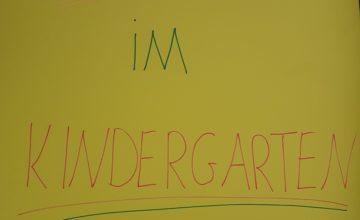 Gallimarkt im Kindergarten