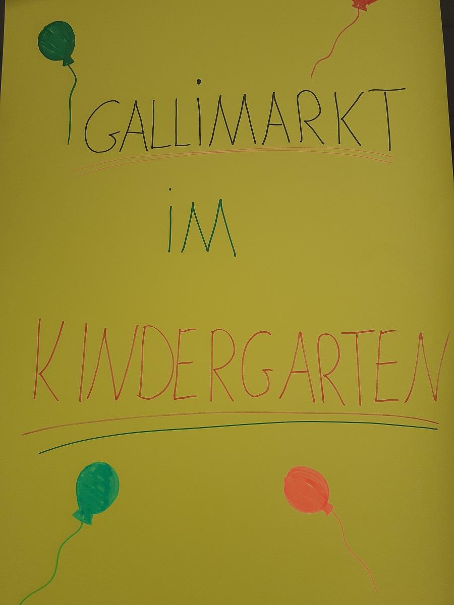 """""""Radeau, radeau, raditjes doe, de Kinner hör`n Sabrina toe. Wir wollen jetzt nicht länger warten und feiern Gallimarkt im Kindergarten. Alle Leute groß und klein, lad ich ein, dabei zu sein. Radeau, radeau, raditjes doe, de Kinner hörn Sabrina toe."""" Auch wenn in diesem Jahr der echte Gallimarkt nicht stattfindet, wurde mit diesem Spruch am […]"""